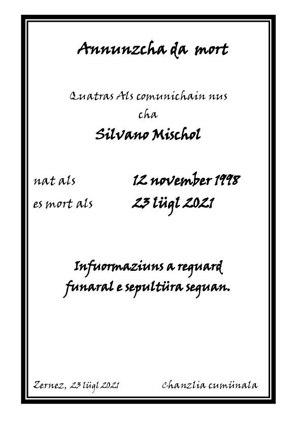 Mortori - Mischol Silvano (23-07-2021)