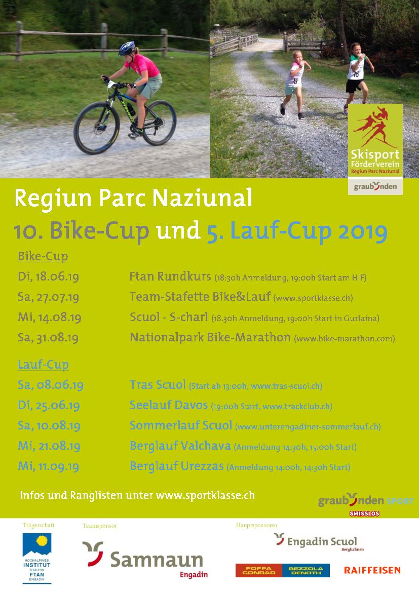 Bike & Lauf-Cup 2019