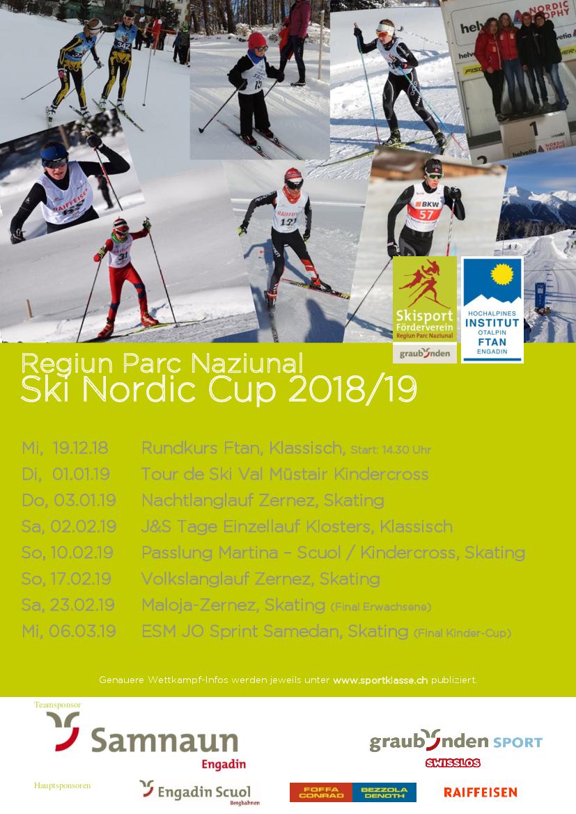 Ski Nordic Cup 2018/19